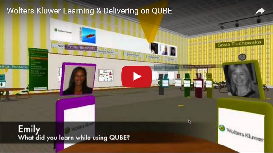 WoltersKluwer on QUBE